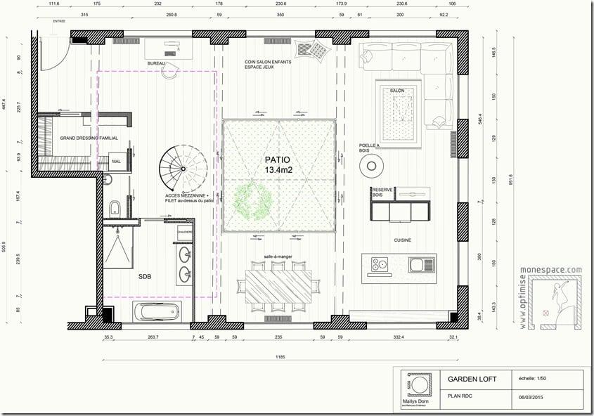 Pourquoi l'architecture d'intérieur conditionne votre vie