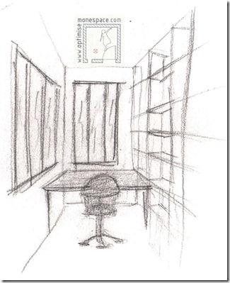 aps1 bureau fenêtre atelier