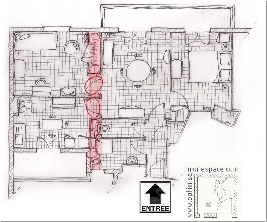 plan T3 état des lieux 3