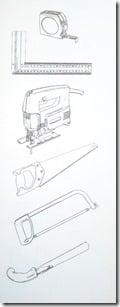 outils pour fabriquer ses meubles
