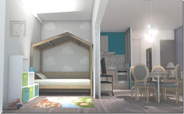 chambre Matthieu 1