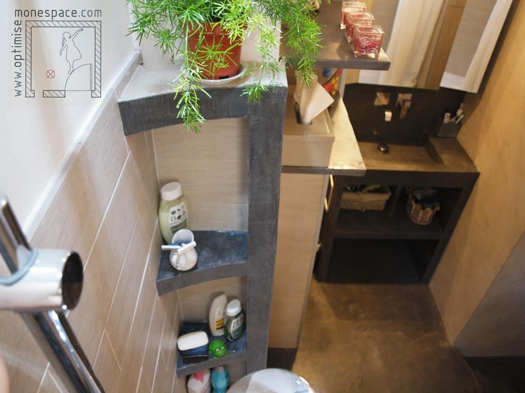 Lavabo Pour Petit Espace comment s'offrir une vraie sdb familiale dans moins de 4m²