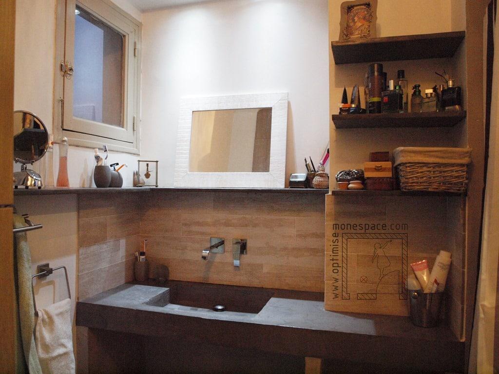 Doubler Arrivée D Eau Double Vasque comment s'offrir une vraie sdb familiale dans moins de 4m²