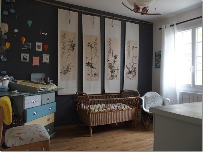 chambre d'enfant déco originale
