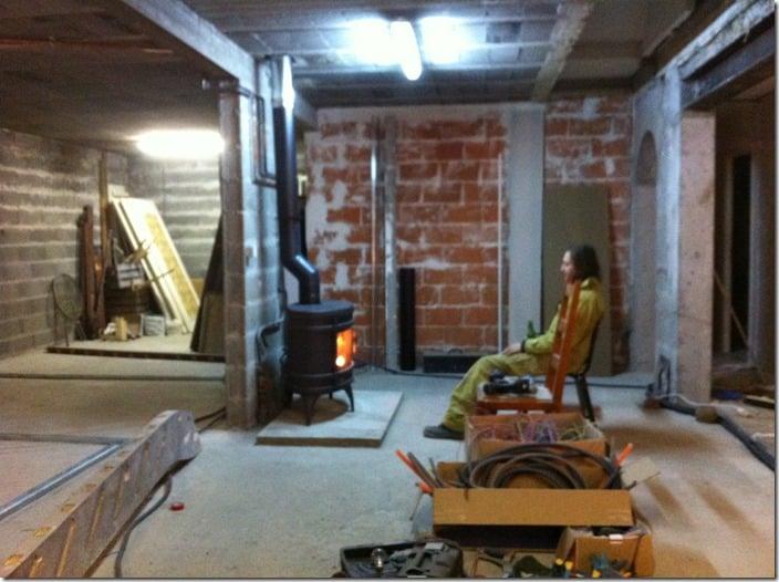 chantier loft