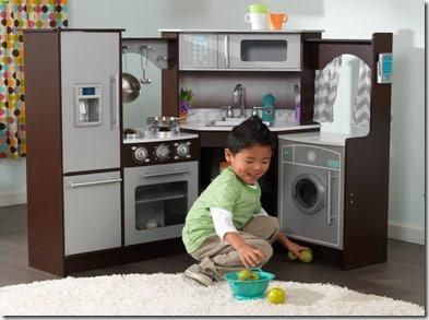 cuisine-d-angle-enfant-en-bois-ultimate-corner-avec-son-et-lumiere