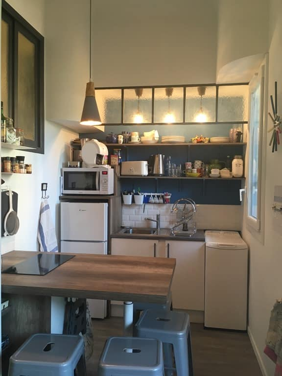 le d fi ultime vivre 4 dans un tinyloft de 25m. Black Bedroom Furniture Sets. Home Design Ideas