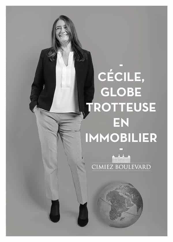 Immobilier de prestige Cimiez Cecile Pruneau