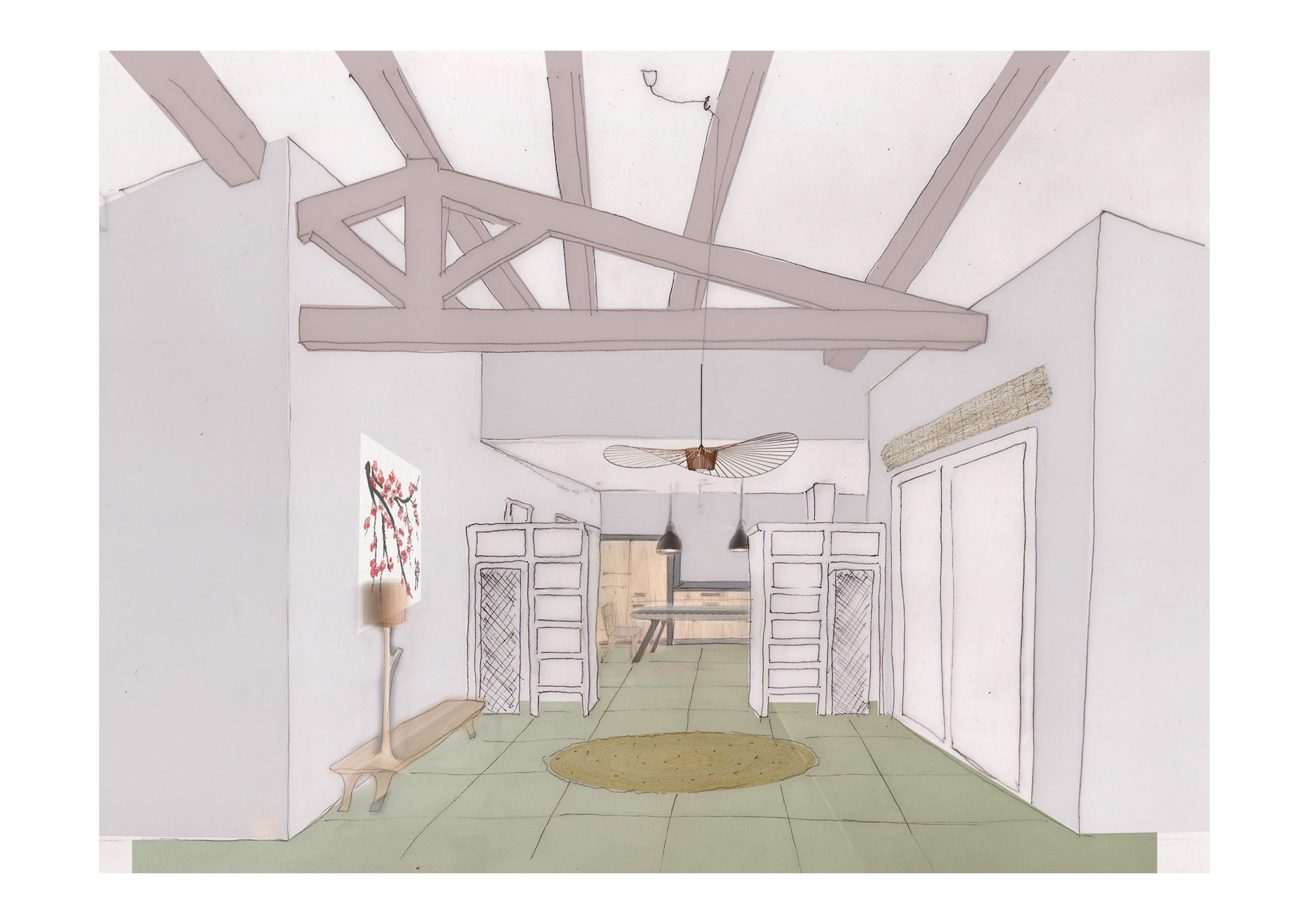 Atelier home pour apprendre le m tier d 39 architecte d 39 int rieur for Metier d architecte d interieur