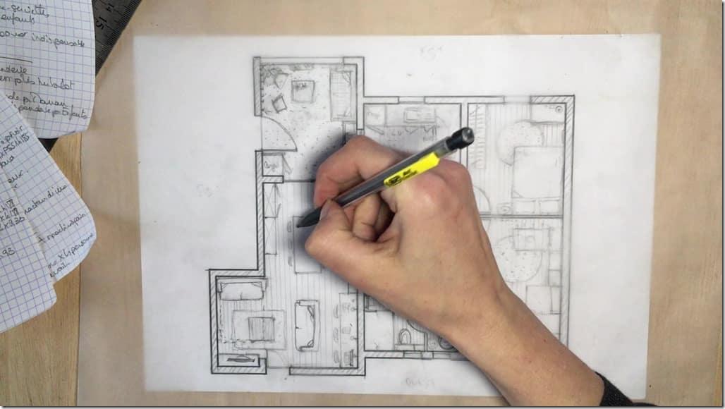 dessin plan 6